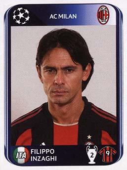 AC Milan Soccer Team - Inzaghi