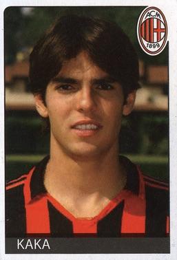 AC Milan Soccer Team - Kaka